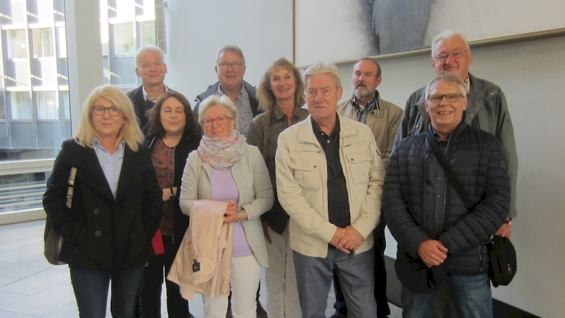 Senioren im Landtag NRW