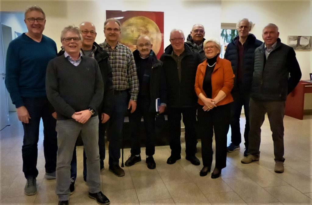 GdP-Senioren bei der AWO