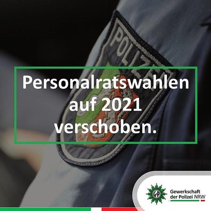 Personalratswahlen auf 2021 verschoben