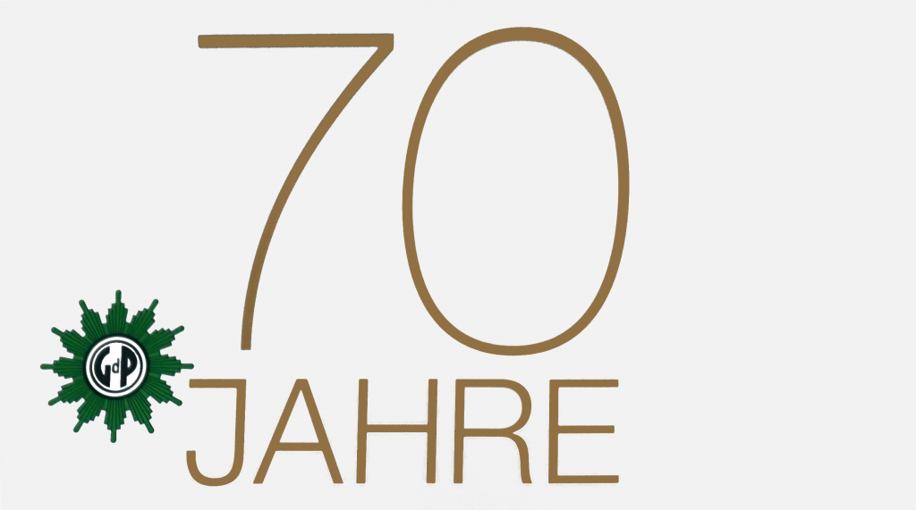 70 Jahre GdP