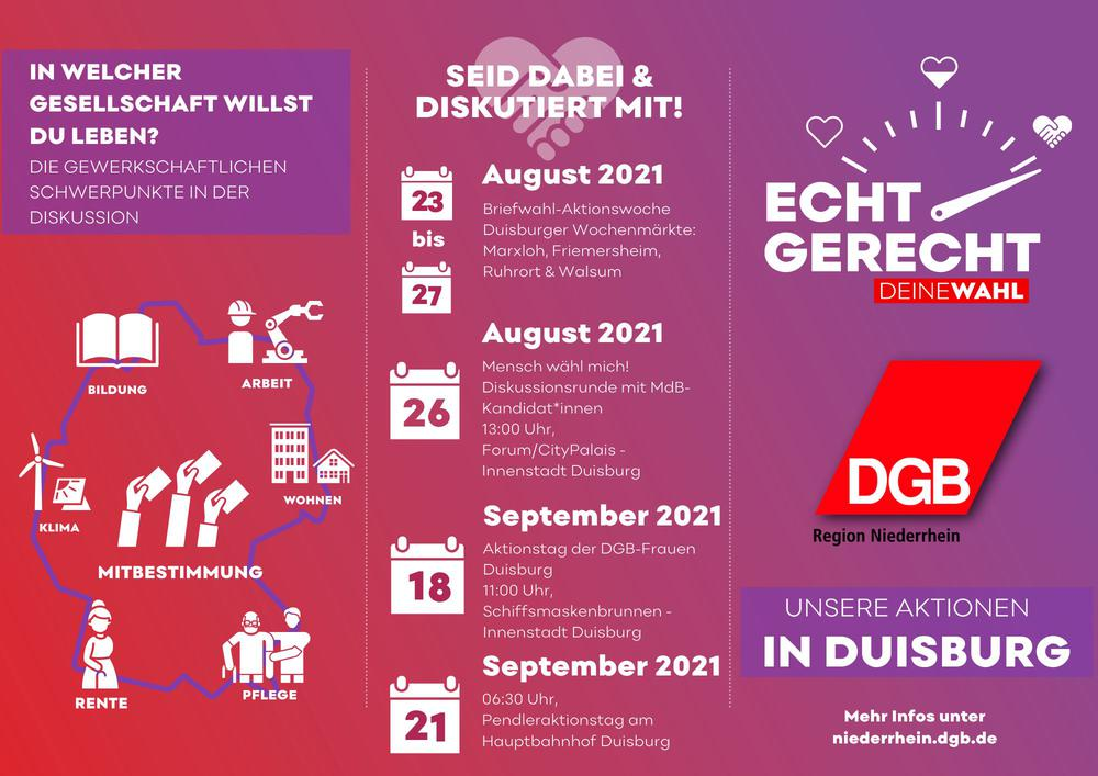 DGB-Aktionstage