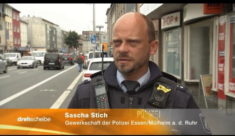 Sascha Stich im ZDF