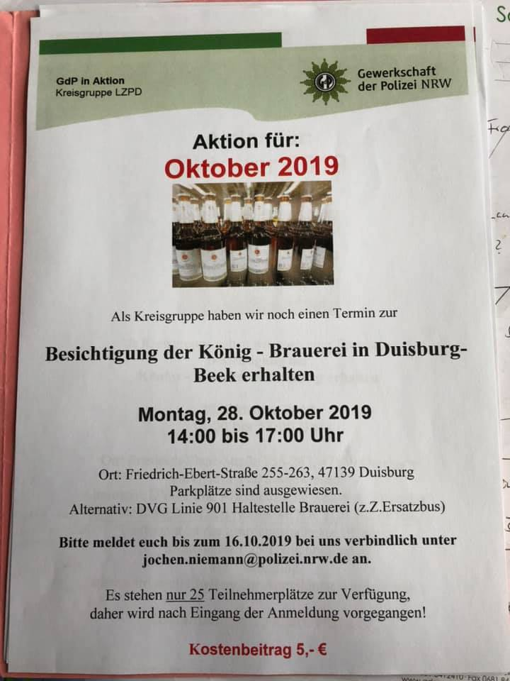 Monatsaktion Oktober 2019